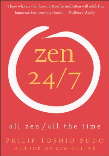 Zen 24/7: All Zen, All the Time cover