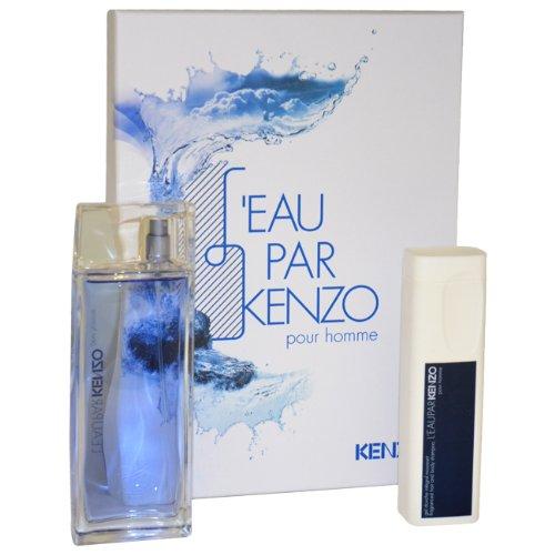 L'Eau Par Kenzo Pour Homme by Kenzo, 2 Count