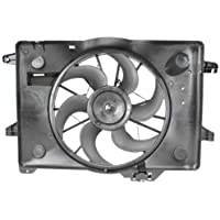 MAPM Premium CROWN VICTORIA 98-00 RADIATOR FAN SHROUD ASSEMBLY