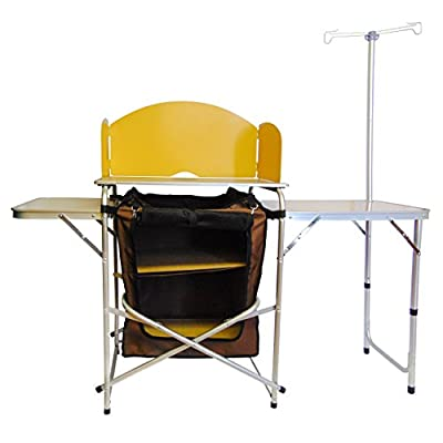 Below Cost Sale Black Friday Sale - Portable Aluminum Camp Kitchen by Archer