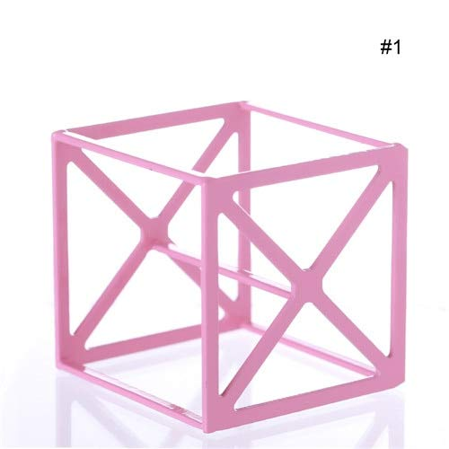 Labu Store Sponge Egg Holder Puff Display Rose Gold Black Pink Drying Stand Square Bracket Cosmetic Support Rack Makeup Tool 1 Pc for $<!--$10.27-->