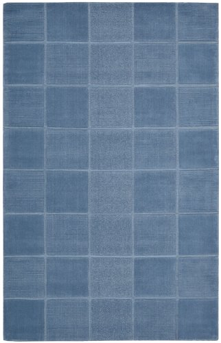 Nourison Westport (WP31) Blue Runner Area Rug, 2-Feet 3-Inches by 7-Feet 6-Inches (2'3