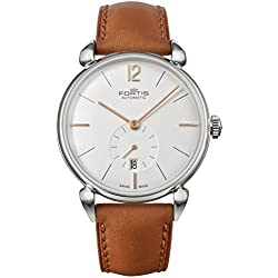 Fortis Terrestris Orchestra 900.20.32.L.28 Automatic Mens Watch Small Second