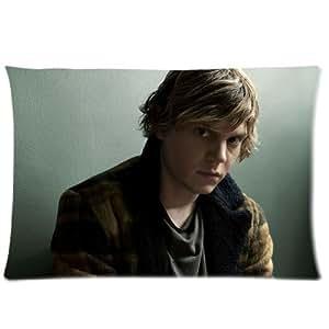 Simple Design Cheap Pillowcase Buddha Namaste Throw Pillow