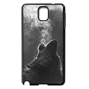 Customized Durable Case for Samsung Galaxy Note 3 N9000, Wolf Phone Case - HL-R665500