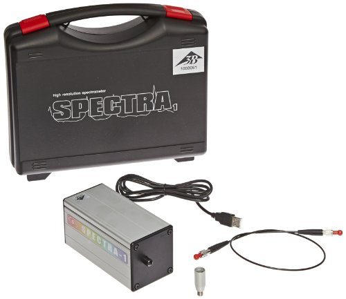 3B Scientific U17310 Student Spectrometer, 360 to 800nm Spectral Range, Includes Software by 3B Scientific