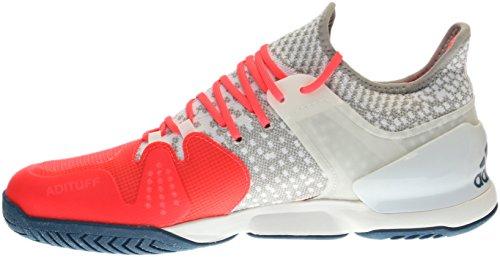 54068d3173e adidas Performance Men s Adizero Ubersonic 2 Tennis Shoe