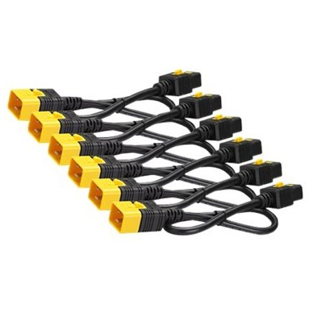 American Power Conversion Power Cord Kit Black 5 906 Feet Locking C19 To C20