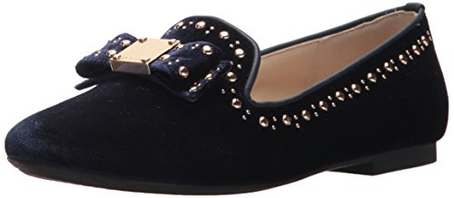 Pictures of Cole Haan Women's Tali Bow Stud W09619 Blue Velvet 1