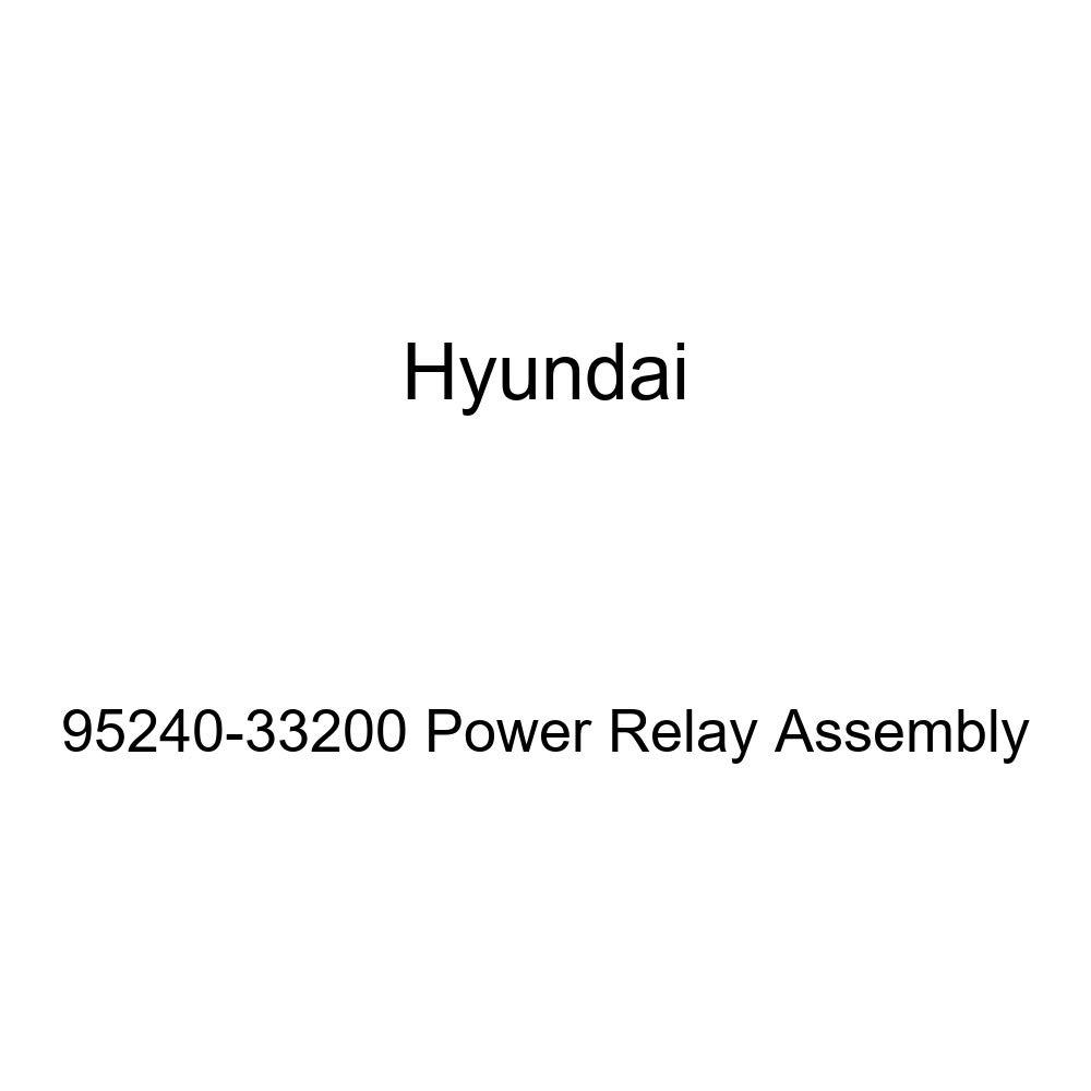 Genuine Hyundai 95240-33200 Power Relay Assembly