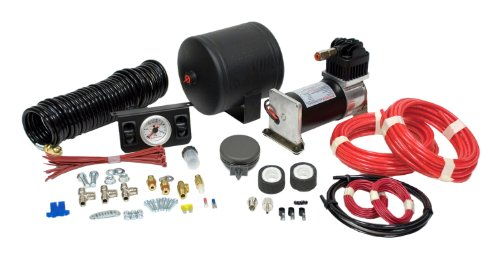 Firestone 2168 Air-Command System - Xtra-Duty Dual Leveling System, Analog Gauge
