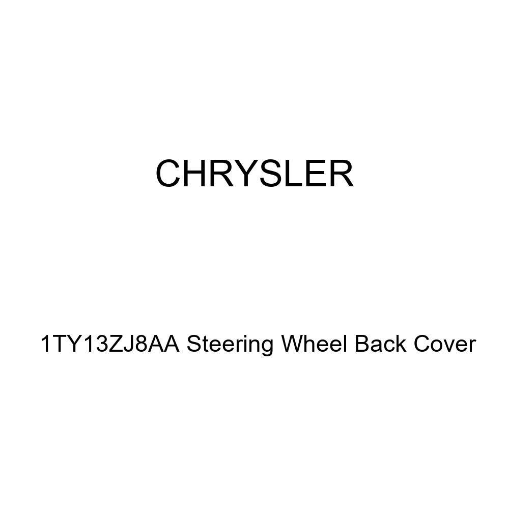 Chrysler Genuine 1TY13ZJ8AA Steering Wheel Back Cover