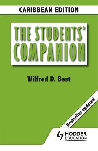 Students Companion Caribbean Revised product image