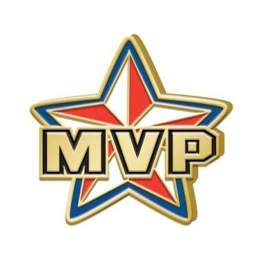 (MVP Sports Pins - Most Valuable Player Lapel Pins 1)