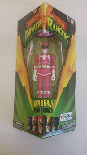 Pink Power Rangers (Power Rangers Mighty Morphin Legacy Kimberly Pink)