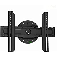 Black Full-Rotation Fixed/Flat Wall Mount Bracket for Sony FWD60W630B 60 inch LED Digital Signage - Fixed/Flat/Rotating