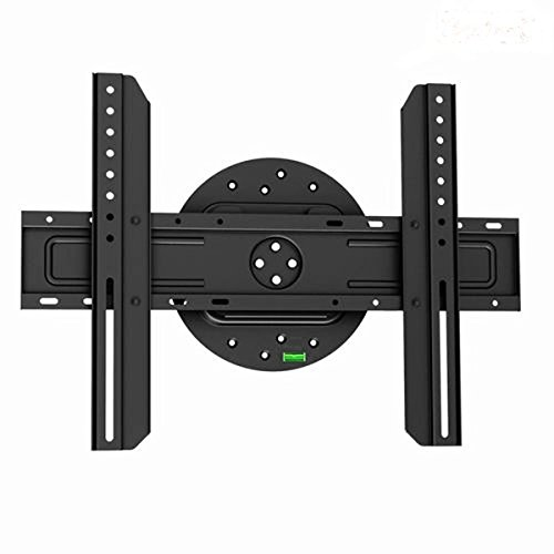 Black Full-Rotation Fixed/Flat Wall Mount Bracket for Panasonic Viera TC-58LE64 58