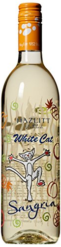 NV Hazlitt 1852 Vineyards White Cat Sangria 750ml Bottle of Wine