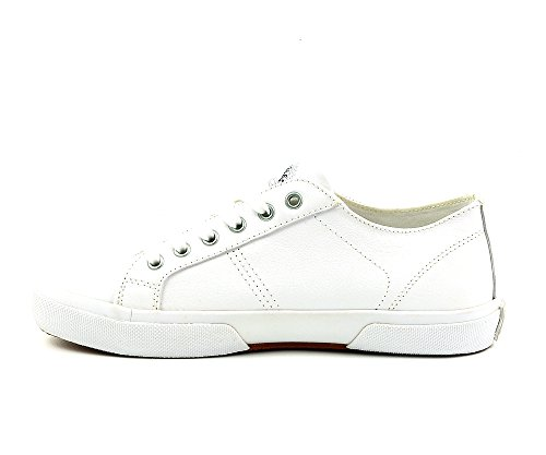 L.A. Gear Leder Sneaker/Schuhe Aster White Größe EU 37/UK 4