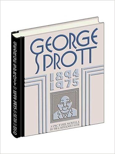George Sprott 1894 1975 By Seth