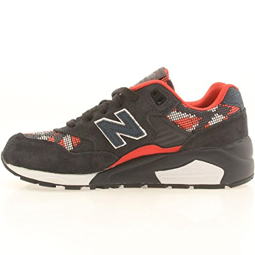 Wrt580pw Noir red New Balance rouge Pw Femme Black pw Sneakers xC00BvzTwq