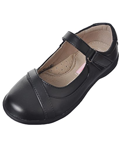 laura-ashley-girls-la32920m-mary-jane-black-12-m-us-little-kid