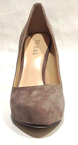 Guess Women Stiletto court shoes, FL3SNESUE08, Gray, 40