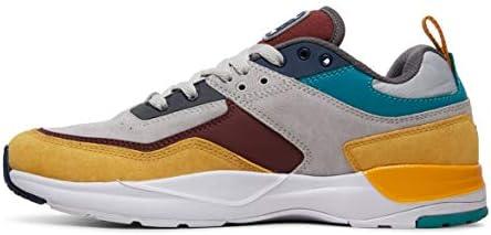 DC Shoes E.Tribeka Se - Baskets - Homme - EU 40 - Gris