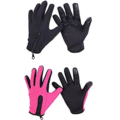 Winter Touch Screen Windproof Thermal Leisure Camping Thermal Gloves ¡