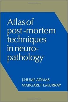 Descargar Con Torrent Atlas Of Post-mortem Techniques In Neuropathology Libro Epub
