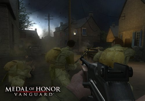 Medal Of Honor Vanguard Playstation 2 Artist Not Provided Video Games