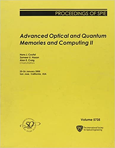 Descargar De Torrent Advanced Optical And Quantum Memories And Computing Ii Kindle Lee Epub