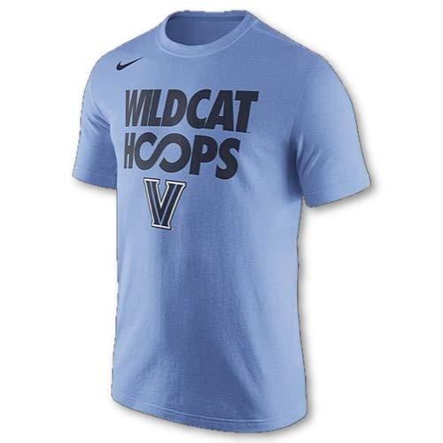 - Nike Villanova Wildcats Hoops Basketball T-Shirt (X-Large)