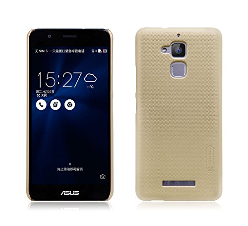 Slim Armor Case For Asus Zenfone 3 Max (Gold) - 2