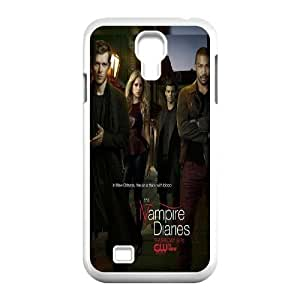 [H-DIY CASE] For SamSung Galaxy S4 Case -TV Show The Vampire Diaries-CASE-10