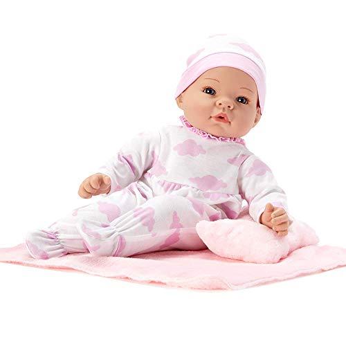 "Madame Alexander, 16"" Middleton Newborn Baby Pink Cloud Doll"