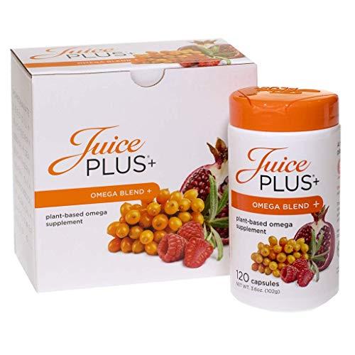 - Juice Plus Omega Blend (vegan) 120 Capsules