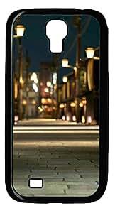 Samsung Galaxy S4 I9500 CaseCountry lanes PC Hard Plastic Case for Samsung Galaxy S4 I9500 Black