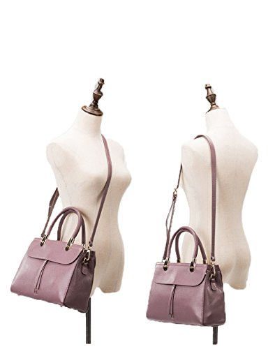 Sac Main Sac En Cuir Messenger Purple États à Unis Sacs Nouveaux Dames L'Europe Les Bag Mode à Cuir 2018 En ZM Et sac Bandoulière 6WanHA