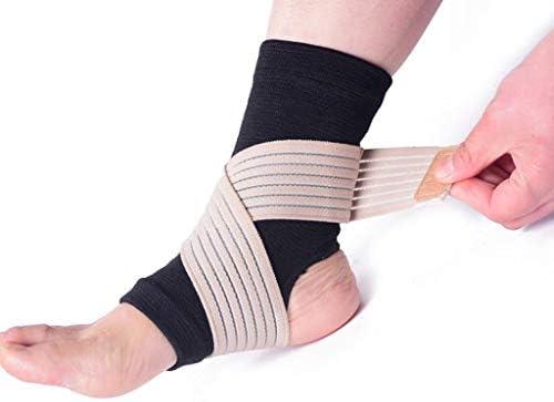 sharprepublic 足首サポーター スポーツサポーター 圧縮ラップ 調節可能 固定 保護 捻挫 男女兼用