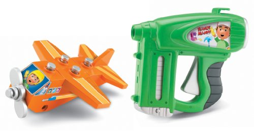 Fisher-Price Handy Manny Nailer and Fix - It Jet