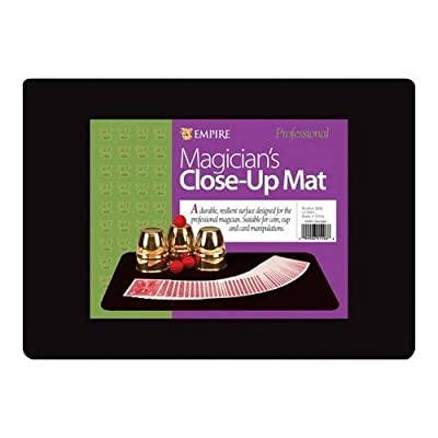 Close-up Pad - 12 X 17 - Black - Perfect for Your Magic Performances!