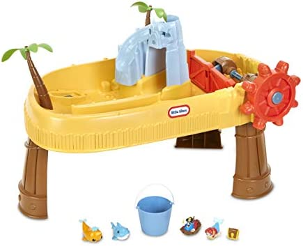 Little Tikes Island Wavemaker Water TableFive Unique Play Stations and Accessories