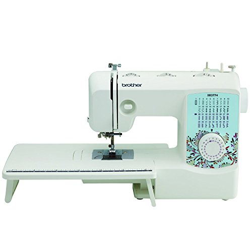 Premium Brother Sewing Machine - Ideal Sewing Machines for Crafting, Embroidery, Quilting. 37-Stitch Sewing Machine Perfect for Beginners, Teen, Kids