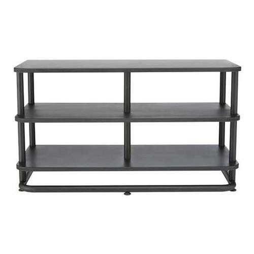 SANUS EFAV40-B1 Euro A/V Base with 3 Shelves/10-95 - Modular 3 Shelf Tv Stand