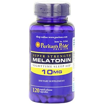 sovepiller melatonin