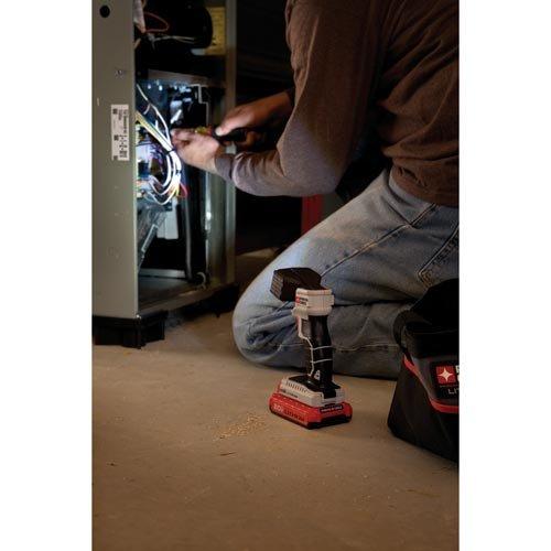 PORTER-CABLE 20V MAX LED Work Light, Tool Only (PCC700B)