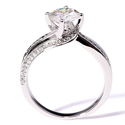 Diamond Accent Band Ring - 9