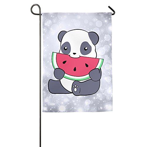 GqushuA Panda And Watermelon Decorative Match (Short Round Costume Ideas)