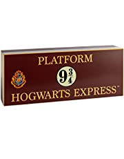 Paladone, Veelkleurig, PP8773HP Zweinstein Express Logo Light, Officieel gelicentieerde Harry Potter Merchandise